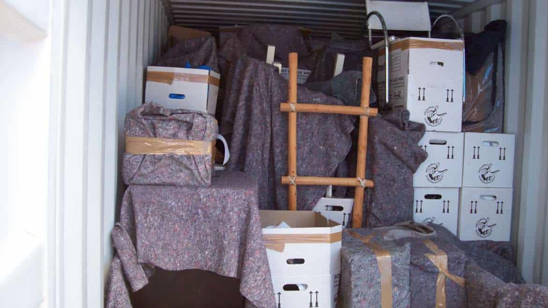 Lagerung (Wasser- und Brand-Versicherung)