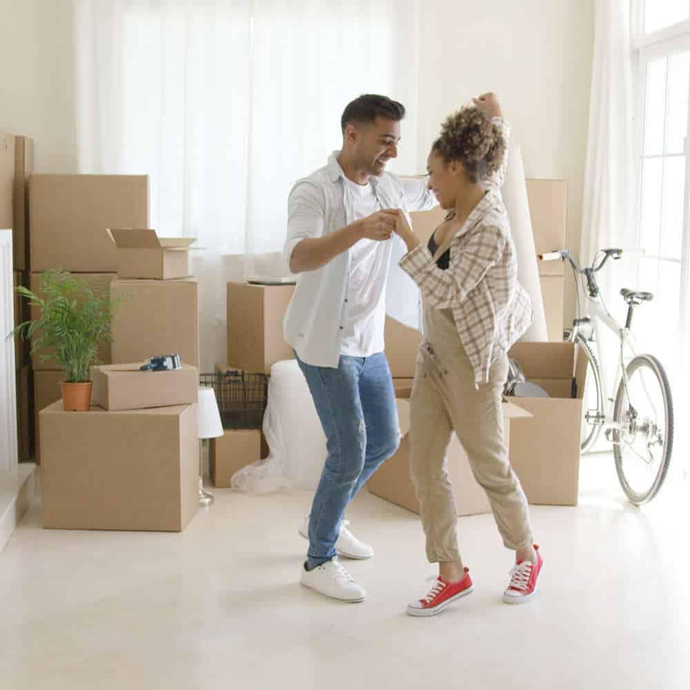 Tom und Sandra ziehen nach Mailand.